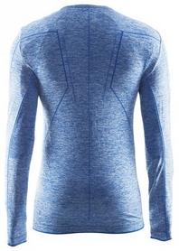 Фото 2 к товару Термофутболка мужская с длинным рукавом Craft Active Comfort RN sweden blue