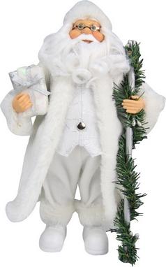 Дед мороз с посохом Angel gifts F05W-RBW-S1A12ST