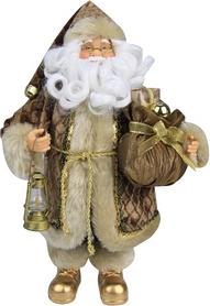 Дед Мороз с лампой Angel gifts F14BRRP-BE-G3A12 ST