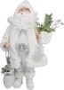 Дед Мороз с посохом Angel gifts F05W-SILW-S3A18ST - фото 1
