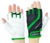 Перчатки спортивные Stein Betty GLL-2311 зеленые - фото 1