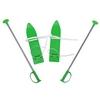 Лыжи мини Marmat Baby Ski 40 см зеленые - фото 1