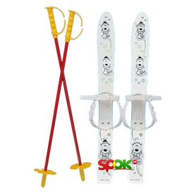 Лыжи детские Marmat Baby Ski 70 см белые