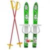 Лыжи детские Marmat Baby Ski 70 см зеленые - фото 1