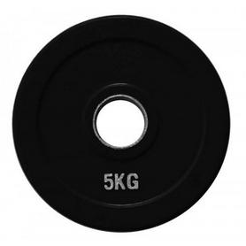 Диск обрезиненный олимпийский 5 кг Alex - 51 мм