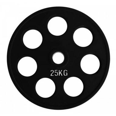 Диск обрезиненный олимпийский 25 кг Alex - 51 мм