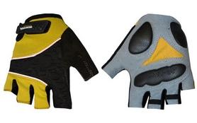 Перчатки для фитнеса Scoyco ВG03 желтые