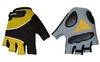 Перчатки для фитнеса Scoyco ВG03 желтые - фото 1