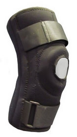 Суппорт колена (ортез) с открытой коленной чашечкой Grande GS-1210