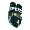 Перчатки хоккейные Opus SR Classic 2000/11 black/gold - фото 1