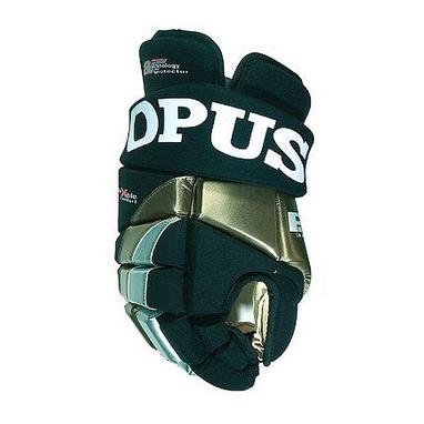Перчатки хоккейные Opus SR Classic 2000/11 black/gold