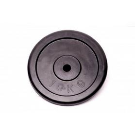 Фото 1 к товару Диск обрезиненный 10 кг Alex - 26 мм