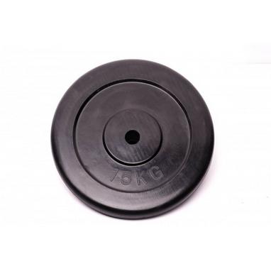 Диск обрезиненный 15 кг Alex - 26 мм