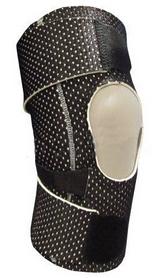 Суппорт колена (ортез) с открытой коленной чашечкой Grande GS-1640