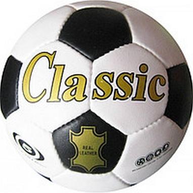 Mяч футбольный кожаный Сlassic 5
