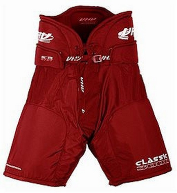 Шорты хоккейные мужские Opus SR High 3500 red
