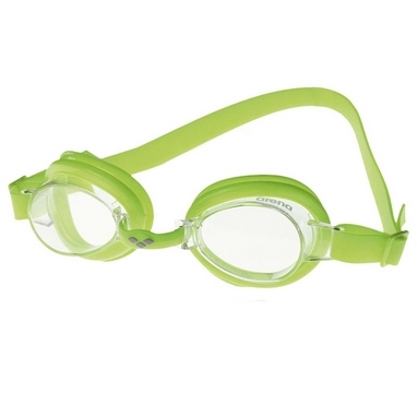 Очки для плавания Arena Bubble Junior green