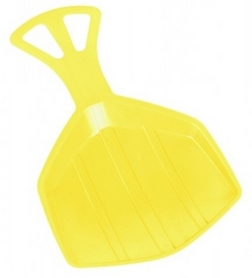 Ледянка Plast Kon Pedro желтая