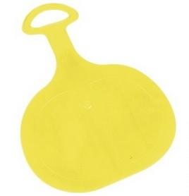 Ледянка Plast Kon Pinguin желтая