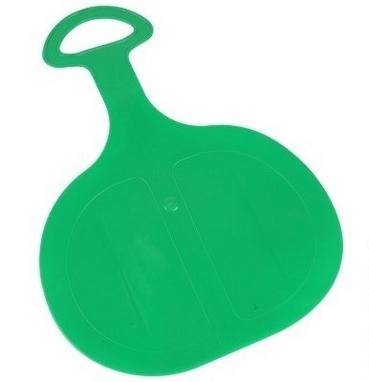 Ледянка Plast Kon Pinguin зеленая