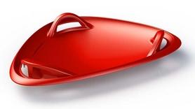 Ледянка-диск Plast Kon Meteor 60 красная