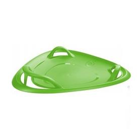 Фото 1 к товару Ледянка-диск Meteor Plast Kon 70 зеленая