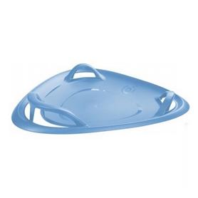 Ледянка-диск Plast Kon Meteor 70 синяя