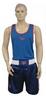 Форма боксерская двухсторонняя Everlast МА-6010-B сине-красная - фото 1