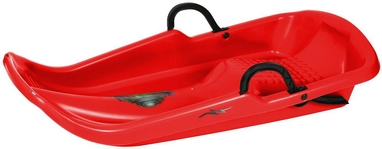 Санки Plast Kon Twister красные