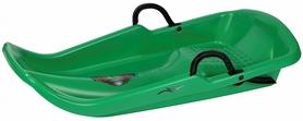 Санки Plast Kon Twister зеленые
