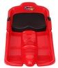 Санки Plast Kon Super Jet красные - фото 2