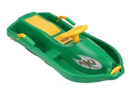 Фото 1 к товару Снегокат Plast Kon Snow Boat зеленые