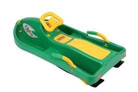 Фото 3 к товару Снегокат Plast Kon Snow Boat зеленые