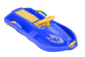 Фото 1 к товару Снегокат Plast Kon Snow Boat синие