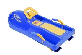 Фото 2 к товару Снегокат Plast Kon Snow Boat синие