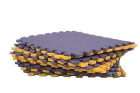 Фото 2 к товару Покрытие напольное модульное ласточкин хвост Newt 48,5х48,5х1 см (12 шт)