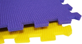Фото 3 к товару Покрытие напольное модульное ласточкин хвост Newt 48,5х48,5х1 см (12 шт)