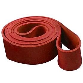 Фото 1 к товару Резинка для подтягиваний (лента сопротивления) Power Bands красная