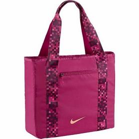 Фото 1 к товару Сумка женская Nike Legend Track Tote розовая