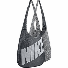 Сумка женская Nike Graphic Reversible Tote серая