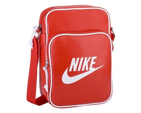 Фото 1 к товару Сумка мужская Nike Heritage Si Small Items II красная