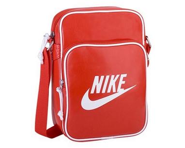 Сумка мужская Nike Heritage Si Small Items II красная