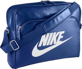 Сумка Nike Heritage Si Track Bag синяя