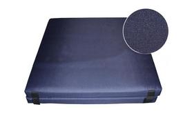 Фото 1 к товару Мат гимнастический складной ZLT 200x100x8 см синий
