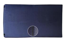 Фото 2 к товару Мат гимнастический складной ZLT 200x100x8 см синий