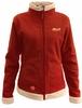 Куртка женская Tramp Бия красная с бежевым - фото 1