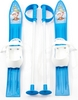 Лыжи с палками детские Marmat 60 см синий - фото 1
