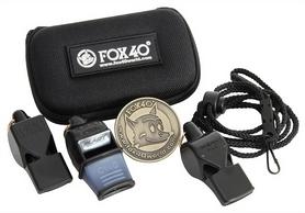 Набор свистков судейских Fox FOX40-6906-0500