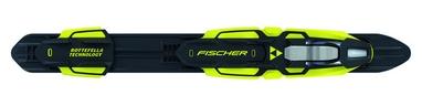 Крепления для беговых лыж Fischer Performance Combi Nis 2015/2016 black/yellow