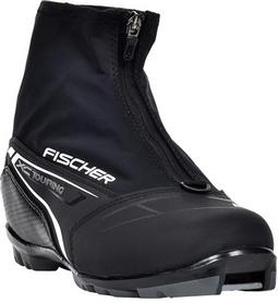Фото 2 к товару Ботинки для беговых лыж Fischer XC Touring T3 2015/2016 black